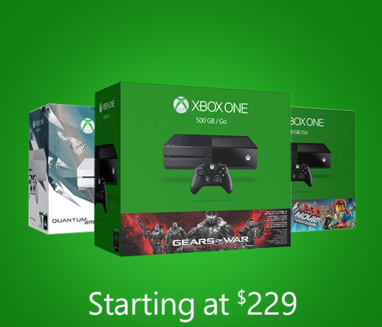 Xbox One Fire Sale
