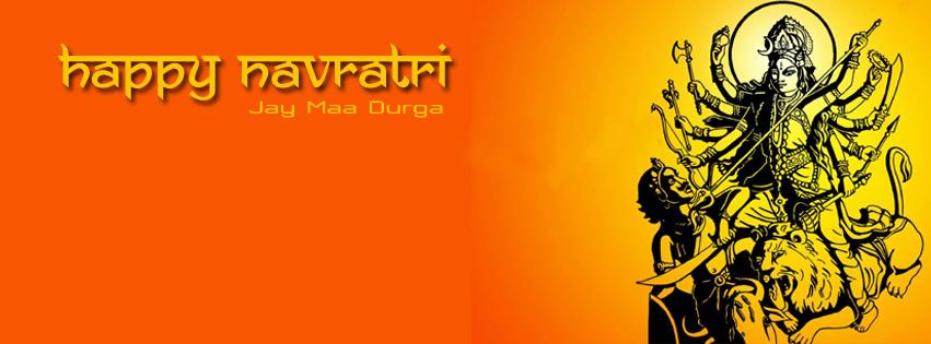 Navratri Durga Maa Facebook Covers
