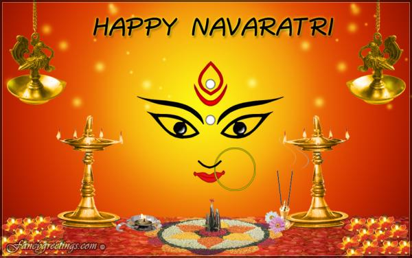 Happy Navratri Puja Wishes