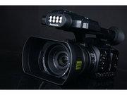专业设计 松下手持摄像机HC-PV100外观解析