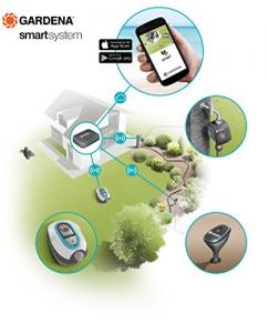 Mähroboter Test - Gardena Smart System