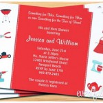 couples wedding shower ideas for february