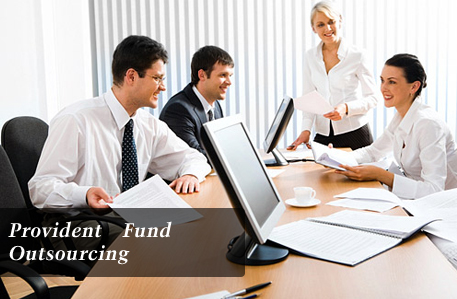 Provident fund outsourcing company, PF outsourcing services delhi