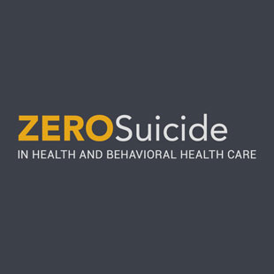 logo for Zero Suicide in health and behavioral health care