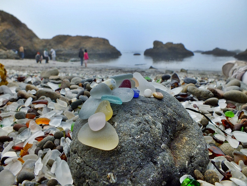 Glass Beach – Fort Bragg, California
