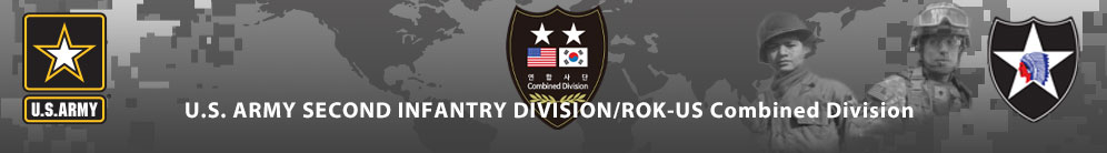 www.2id.korea.army.mil U.S. Army 2D Infantry Division/ROK-US Combined Division (Combined) 'Warrior Division' Second to None!