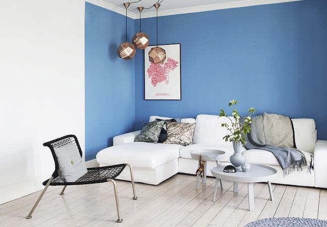 Laurel & Wolf Explains: Scandinavian Style, Laurel & Wolf, Blue