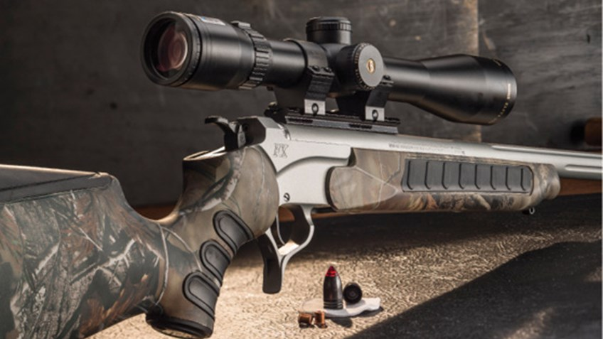 Thompson/Center Muzzleloader Review Best Deer Hunting Rifle