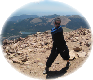Esther On Pikes Peak