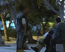 难民男孩雅典当街卖淫 警方不闻不问