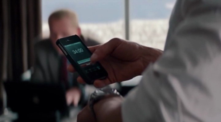 Apple iPhone4 - Mission Impossible 4 Ghost Protocol