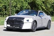 配10速自动变速箱 福特新款Mustang谍照
