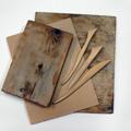 Скульптурные стеки, доски для лепки