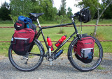 100   Hoogie - Touring New Zealand - Thorn Nomad touring bike