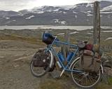 044  Andrew - Touring Norway - Orbit Routier touring bike