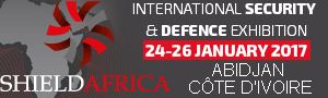 ShieldAfrica 2017 International Defence and Security Exhibition Abidjan Côte Ivoire