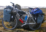 194  Olivier - Touring Iceland - Rocky Mountain Bicycles Blizzard touring bike