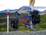 245  Stan - Touring New Zealand - Specialized Hardrock Comp touring bike