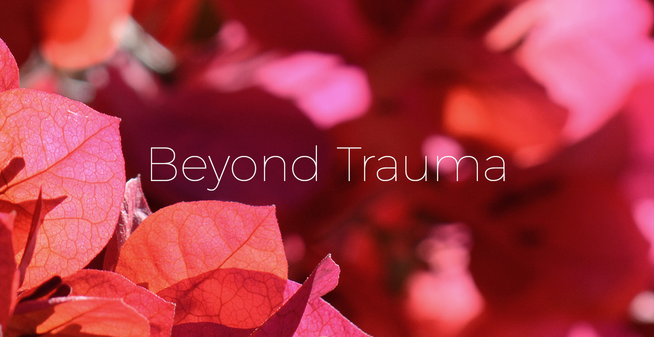 Organic Intelligence Beyond Trauma HEARTraining Bougainvillea