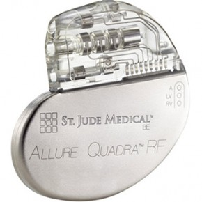 Three New Pacemakers from SJM, Including a Quadripolar, Approved in U.S.