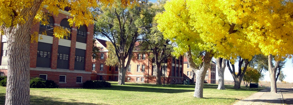 Fort Lyon Fall Campus