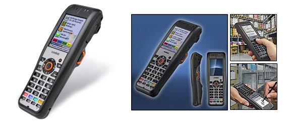 CASIO DT-X8-10C-CNV简便型手持数据终端