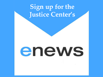 Sign up for the Justice Center's Enews
