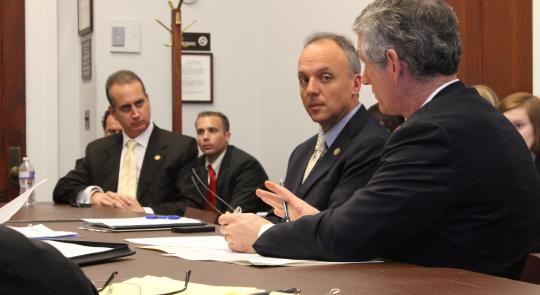 Message from Caucus Chairmen Rigell and Deutch feature image