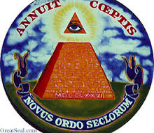 Image result for Novus ordo the great seal images