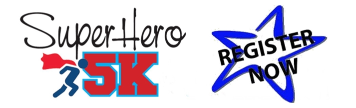 SuperHero 5k Register Now