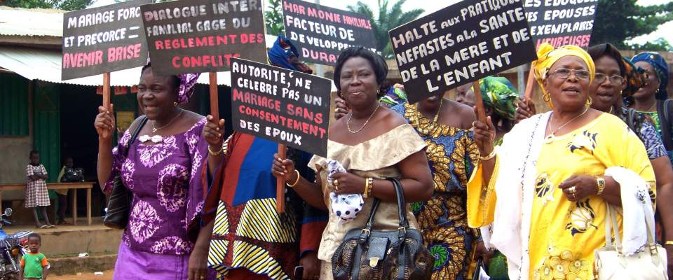 Benin Women