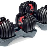 Dumbbell with different weights