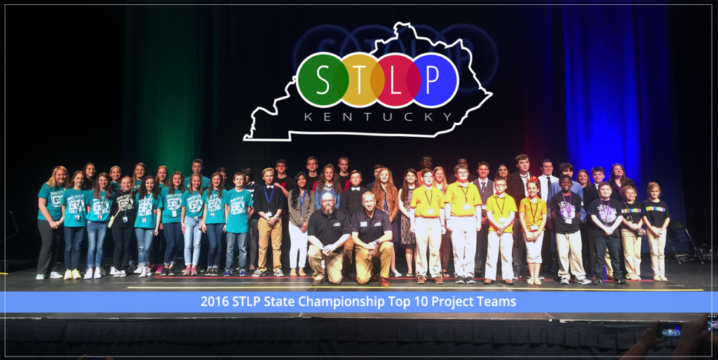 STLP Championship Projects Top Ten Teams