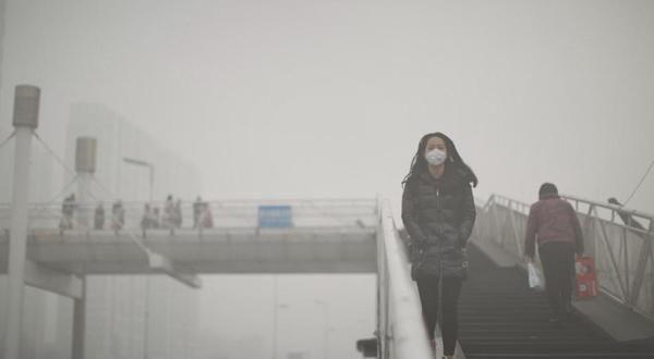 入冬来最重雾霾今日消散 东北迎寒潮