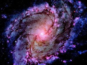 13张照片还原真实宇宙 令人窒息的震撼美