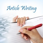 Article writer
