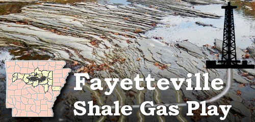 Fayetteville Shale Gas Play