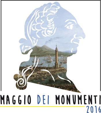 Logo del Maggio dei Monumenti