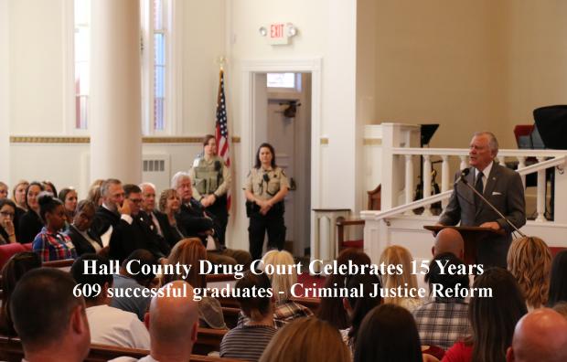 drug court graduates