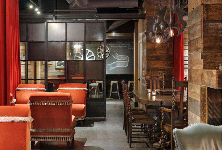 重庆江北咖啡厅装修设计效果图