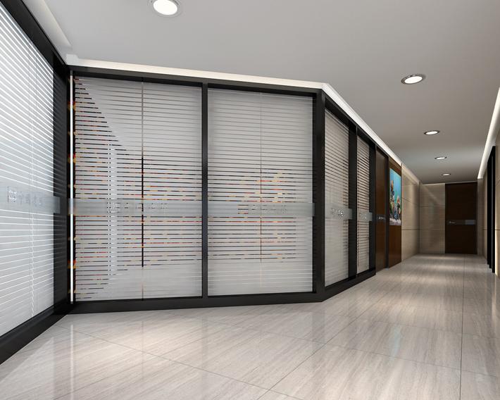 重庆杨家坪办公室装修效果图