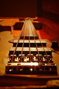 Bass guitar types and evolution of this important stringed instrument in music.