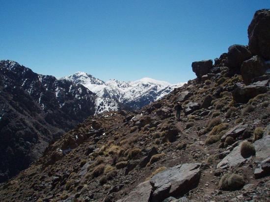 Maroko - hory