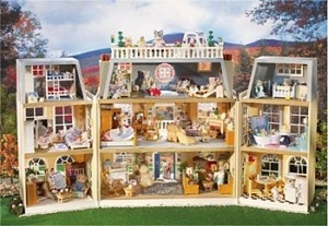 Calico Critters Dollhouse