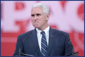 Pence fires up conservatives