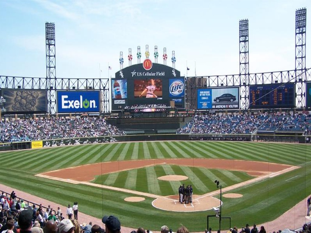 U.S. Cellular Field, Chicago IL