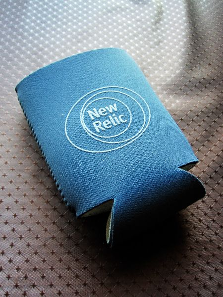 New Relic Pouch