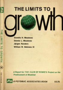 1972 The limits to growth
