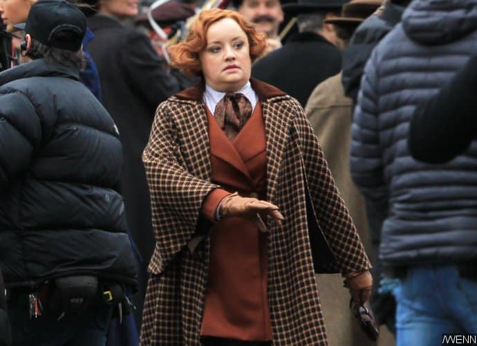 Etta Candy, played by Lucy Davis