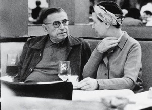 Sartre-y-Simone-de-Beauvoir